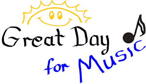 Great Day for Music-Logo